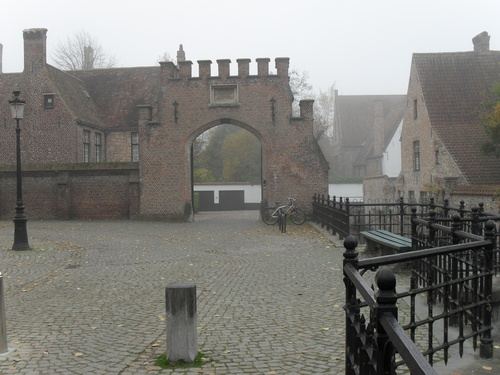 Ma folle journée à Bruges