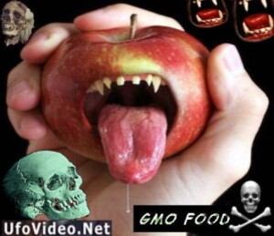GMO FRANKENFOODS DOWNSSYNDROME NATION