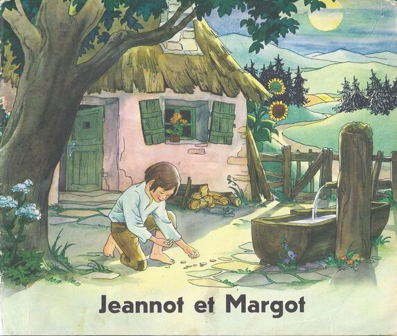 Jeannot et Margot (Hansel et Gretel)