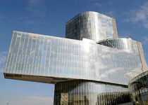 Barcelone - Immeuble de la compagnie du gaz