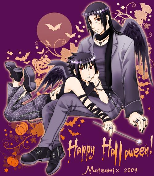 Sasuke et Iachi
