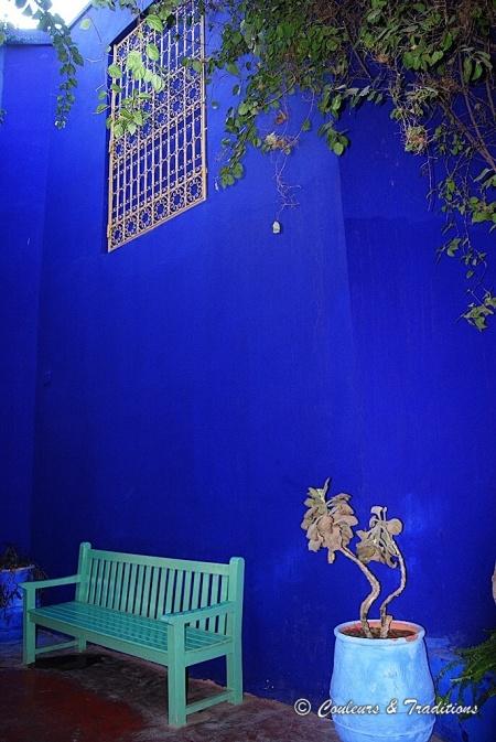 Maison d' Yves St Laurent