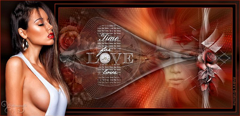 *** Time For Love  ***
