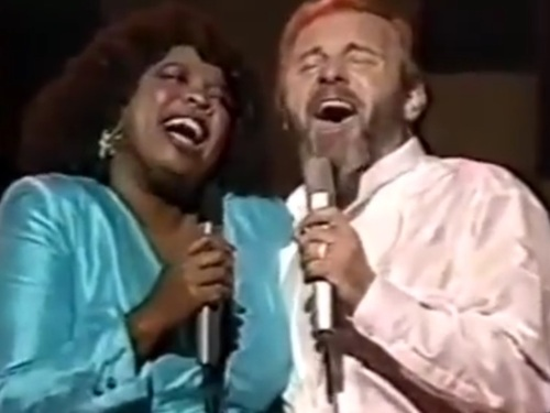 We can work it out - Duo Colm Wilkinson / CarolWodds et version française Richard Anthony