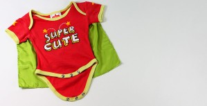 body-bebe-a-cape-super-cute presque parfait