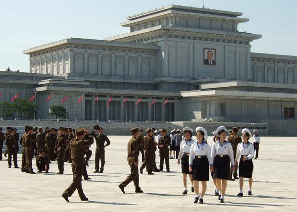Mausolée de Kim II-sung