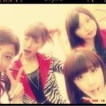 Sur le blog de Kumai Yurina (11.03.2013)