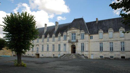 Abbayes de Saint jean d' Angély