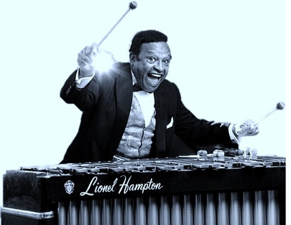 LIONEL HAMPTON - HAMP STAMPS -GLAD-HAMP GHS-1011 - 1981