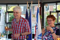 Juin 2017, week-end de la Pentecôte : accueil à Bargteheide
