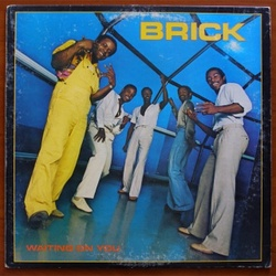 Brick - Waiting On You - Complete LP