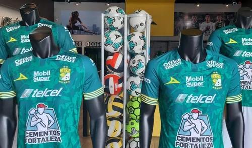 acheter maillot Liga MX club Leon 2019-2020