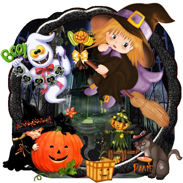 Halloween 4 .. défi Maryse