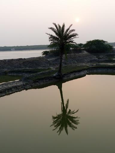 des paysages fabuleux, du lever au coucher du soleil