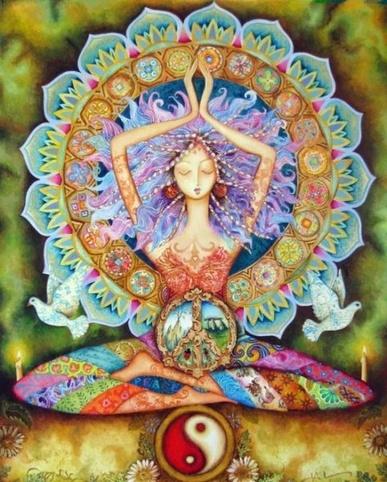 Feminine Divine, Modern Goddess: