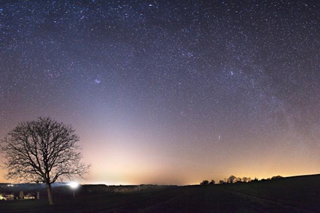 Les paysages étoilés de Laurent Laveder