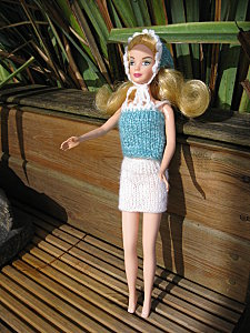lot barbie à vendre (3)