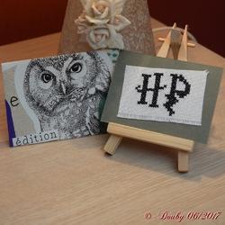 """ATC """"Harry Potter"""""""