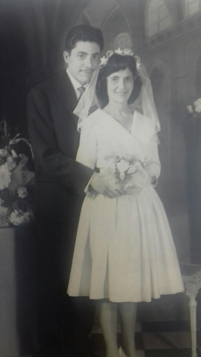 u matrimoniu di Xavière é Camille