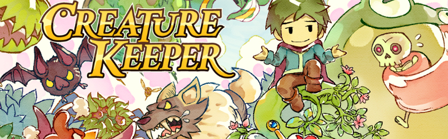 NEWS : Creature Keeper en campagne*
