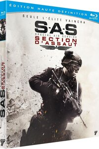[Blu-ray] S.A.S. : Section d'assaut