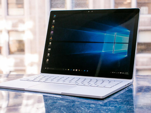 La Surface Book de Microsoft arrive en France
