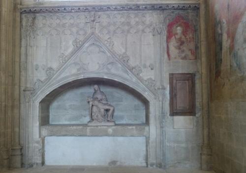 L'église abbatiale de Saint-Antoine-l'Abbaye