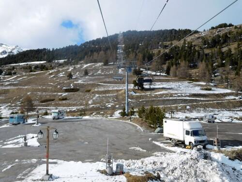 3-9/03 Une semaine de ski à Montgenèvre 05 Hautes-Alpes France