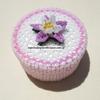 Boîte Fleur Violette (1)