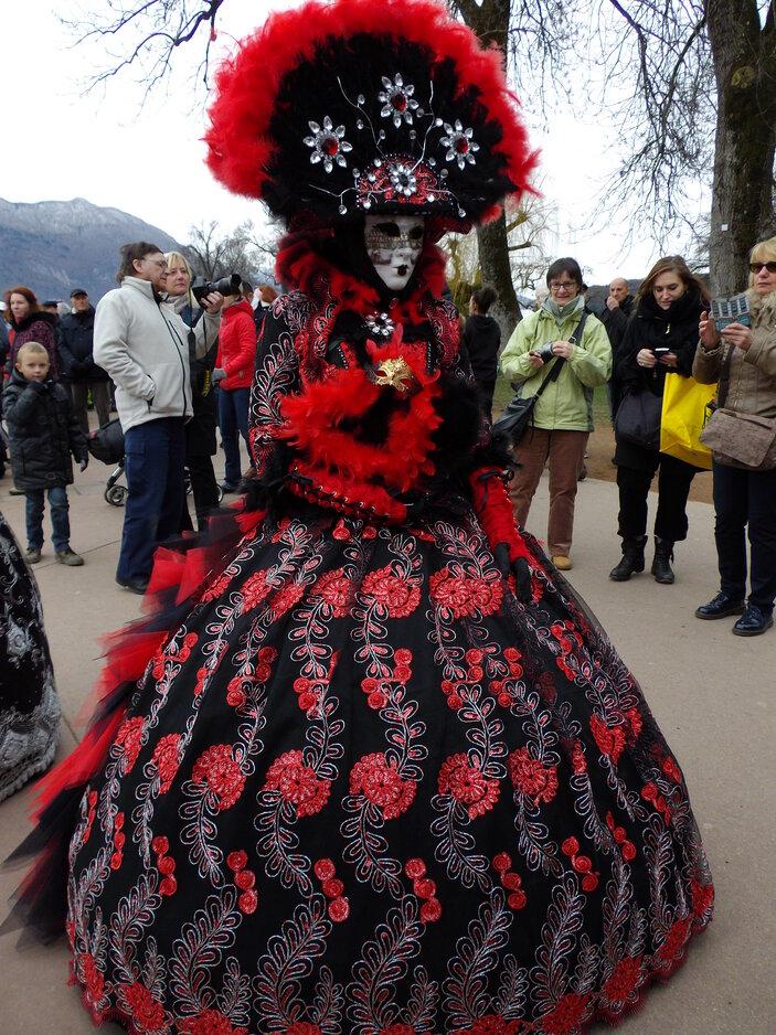 Les 20 ans du carnaval d'ANNECY