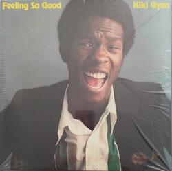 Kiki Gyan - Feeling So Good - Complete LP