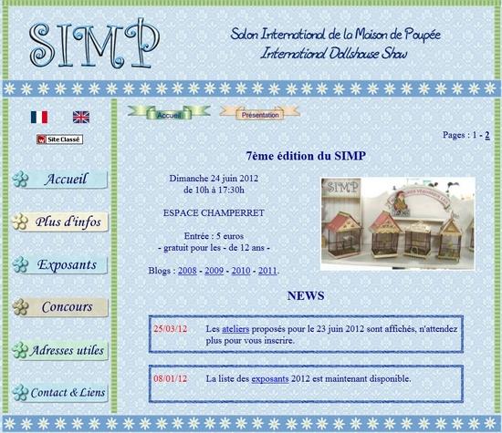 SIMP 2012