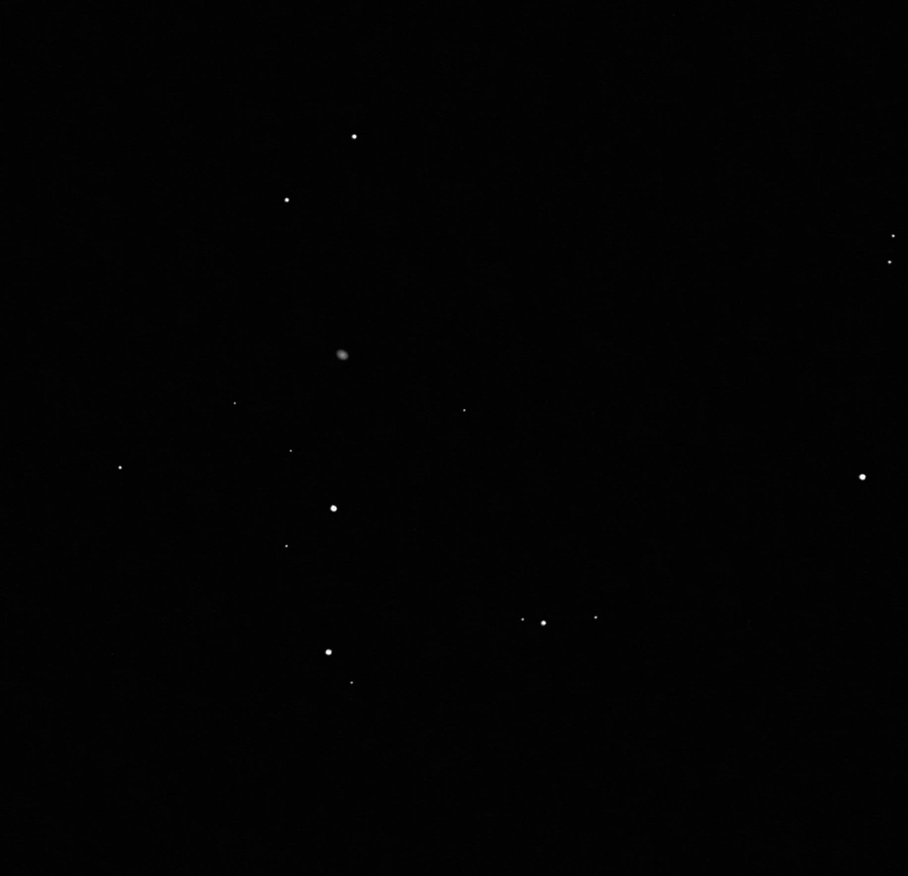 PK38+12.1 planetary nebula