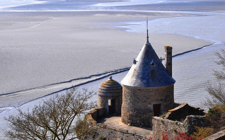 Carte Postale ◊ Le Mont St-Michel