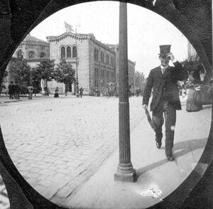 Cet étudiant a photographié en secret des inconnus dans la rue… en 1890