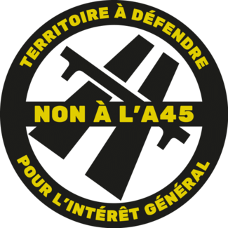 CP - Grand                                               rassemblement contre                                               l'autoroute A45 les 1 et 2                                               juillet - Le gouvernement                                               ne doit pas signer le                                               décret