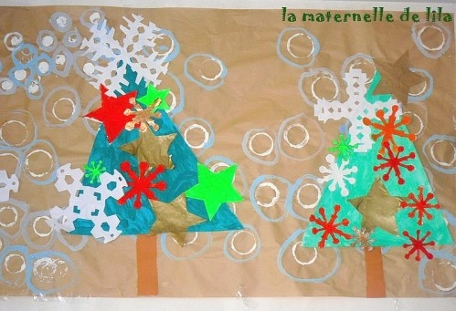 fresque flocons 2