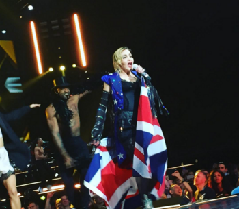 Rebel Heart Tour - 2015 12 02 London (1)