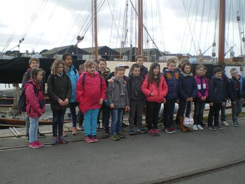 Voyage Jersey Mont St Michel St Malo 1er jour