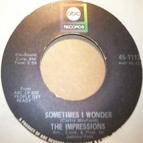 1968 : Single SP ABC Records 11135 [ US ]