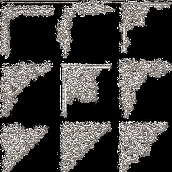 Dentelles grises 6
