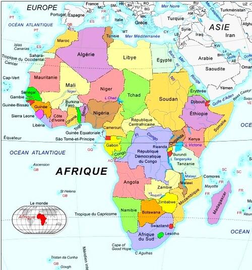 Balkanisation de l'Afrique