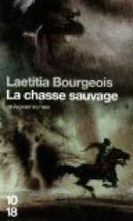 Laetitia BOURGEOIS – La chasse sauvage