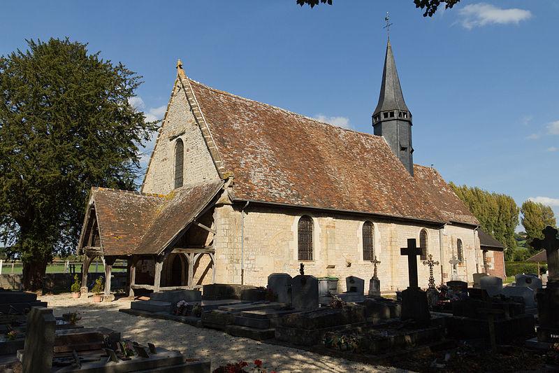 Ouilly le Vicomte : église Notre-Dame