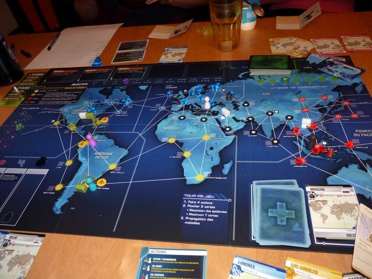 Pandémie Legacy (les disparus)