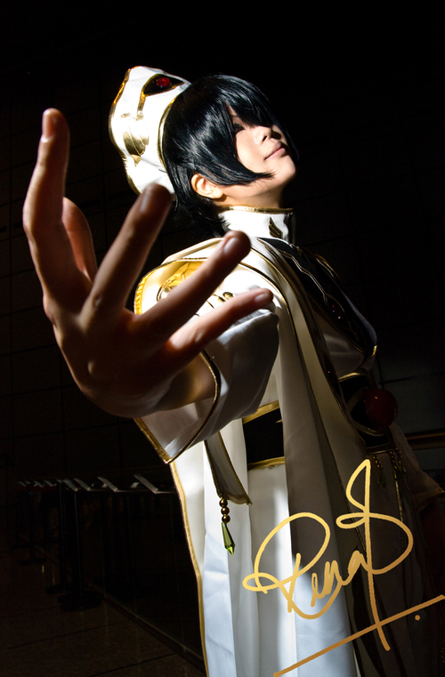 Lelouch - The World is Mine
