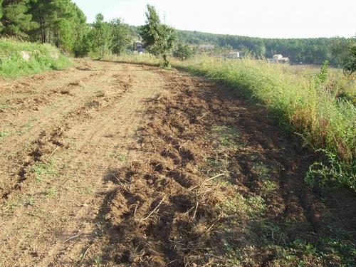 Les travaux des champs