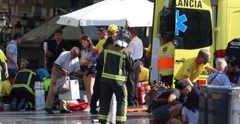 """Résultat de recherche d'images pour """"Le terrorisme à Barcelone"""""""