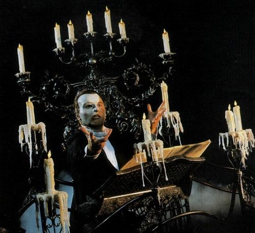 l-  The Phantom Of The Opera  -