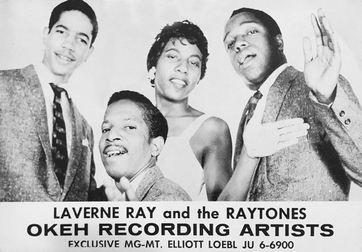 Laverne Ray & The Raytones (1)